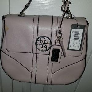 NWT Guess Lavender / Pink Shoulder Bag